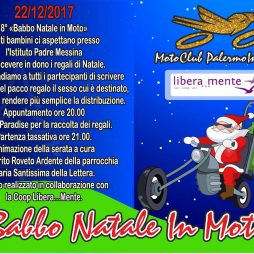Babbo Natale in Moto!